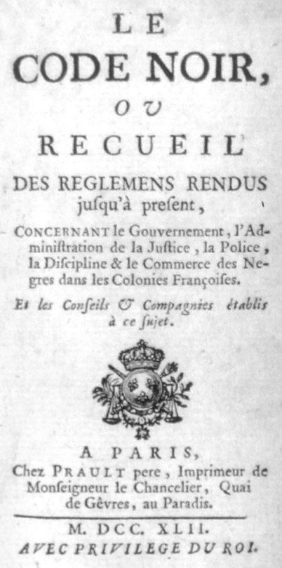 Le_Code_Noir_1742_edition (1)