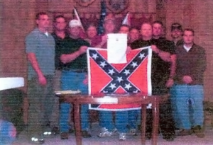 Pictured in the image above, Carlton Ott, Clark Rice, Steve Hamm, Steve Parrish, David Jay, Michael Magrino, Dewayne Herring, Andy Hughes, Gary Coleman, and Scott Smith (Photo: Henry County Report).