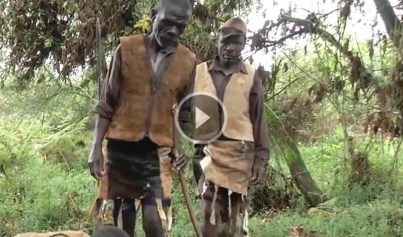 Batwa People of Uganda