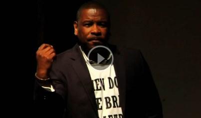 wes hall ted talks black males education
