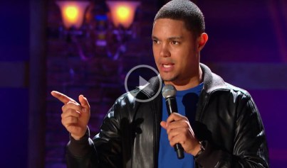 Trevor Noah - African American - Coming Home to the Motherland