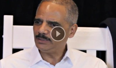 eric holder Black Lives Matter