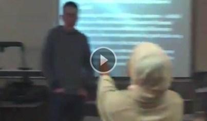 high school student schools teacer on racism