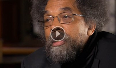 Cornell West on 60 Minutes