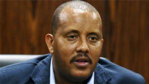 Ethiopia government spokesman Getachew Reda