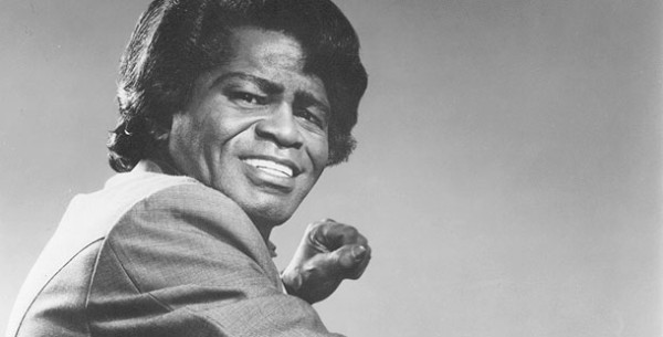 The Godfather of Soul, James Brown. Photo courtesy of pbs.org