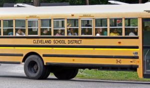 Cleveland district middle and high schools will be fully consolidated for the 2016-2017 school year. Rogelio V. Solis/AP