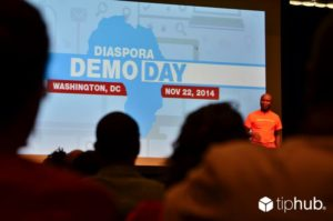 Diaspora Day was organized by tiphub, which aims to build a network for African entrepreneurship.