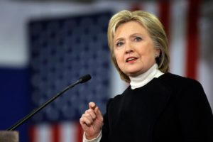 Democratic presidential candidate Hillary Clinton. Image courtesy of The Atlantic.