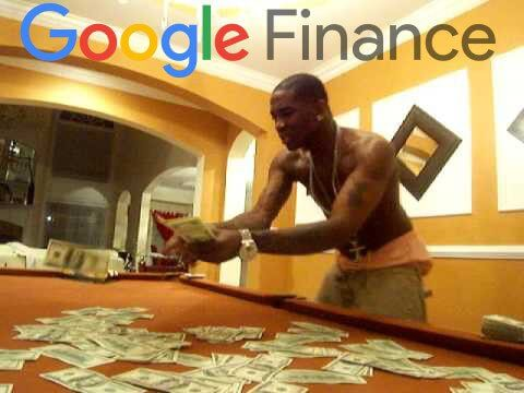 google-finance-meme