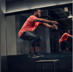 Kevin Hart always shares his intense workouts with his fans.