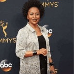 Jenifer Lewis represents like a champ with her fab 'fro.