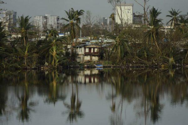 Hurricane Maria Set Puerto Rico