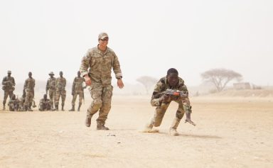 Death of US Soldier in Niger