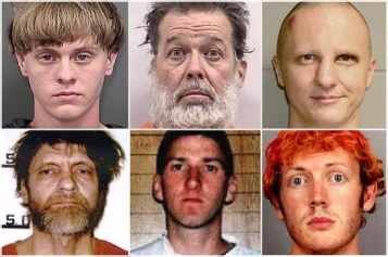 NRA and White Mass Shooters