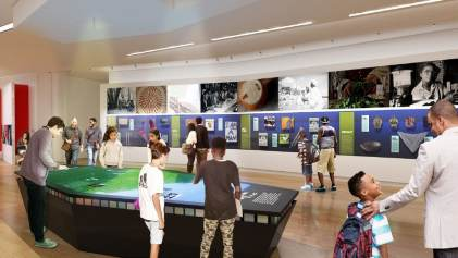 Int'l African-American History Museum