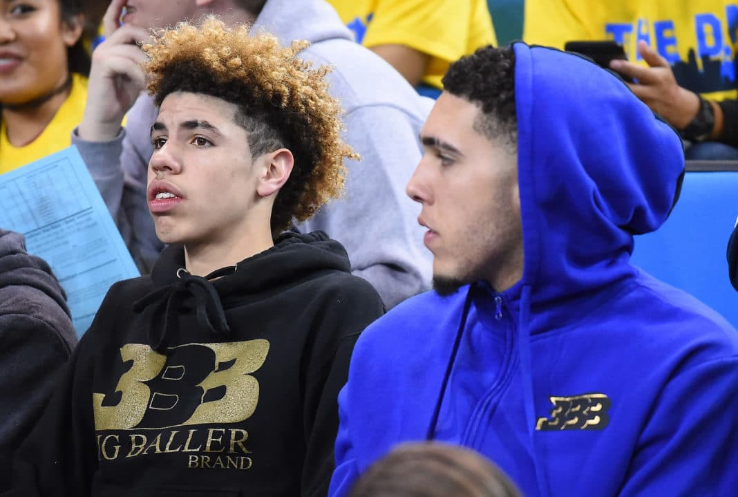 Ball Brothers Sign With Lithuanian Club After LiAngelo
