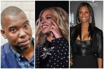 Ta-Nehisi Coates, Beyonce, Jennifer Williams, Phaedra Parks, Cardinal Bernard Law