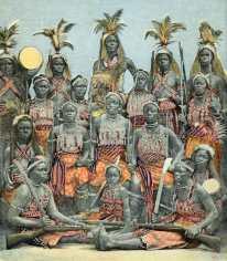 Dohomey Amazons