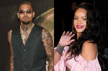 chris brown rihanna birthday