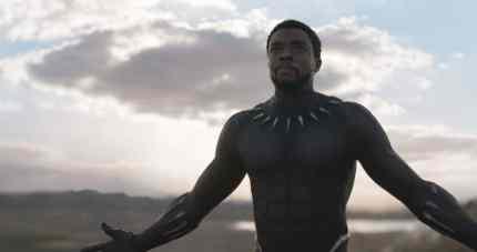 Black Panther China