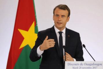 Emmanuel Macron French