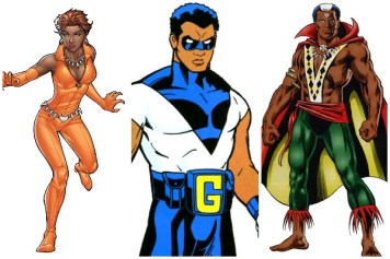 Black Superheroes