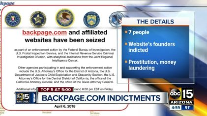 FBI backpage