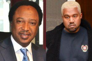 Shehu Sani Kanye West