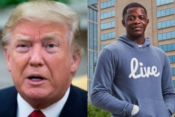 Trump Calls James Shaw