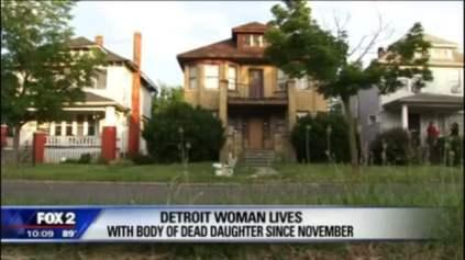 Detroit mother