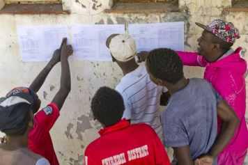 Zimbabwe Results