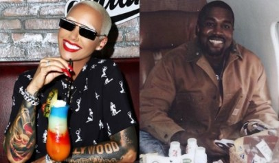 Amber Rose Told She Attracts Sociopaths