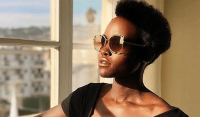 Lupita Nyong'o Talks Natural Hair