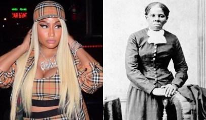 Nicki Minaj Gets Dragged for Comparing Herself to Harriet Tubman