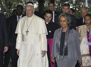 Ethiopia Female Presiden