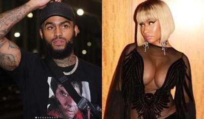 "Dave East Said Nicki Minaj Tried To ""Holla"" At Him"