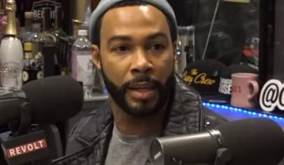 Omari Hardwick Tells Fans To Respect His Wife When Approaching Him In Public