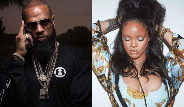 Slim Thug Sent A Message To Rihanna In New Video