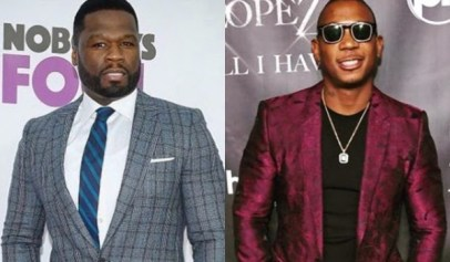 "50 Cent Posted ""SNL's"" Skit On Ja Rule"