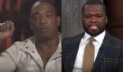 Ja Rule Says 50 Cent Blocked Him From Social Media
