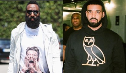 James Harden may be upset that Drake bought his ex-girlfriend an expensive watch