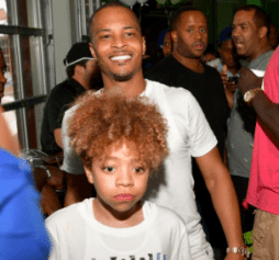 T.I and King Harris