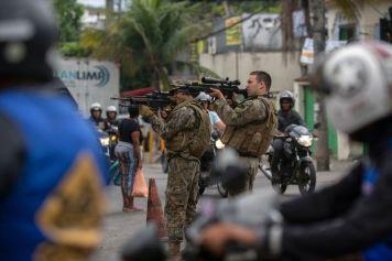 License to Kill Policing Rio