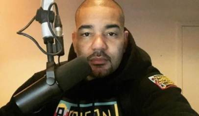 DJ Envy argued with someone who thought he was bragging about his riches.