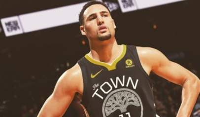 Klay Thompson called the Cleveland Cavaliers bums.