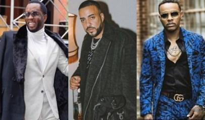 "Sean ""Diddy"" Combs, French Montana and Bow Wow accused of not letting people know they've been paid to promote Ciroc."