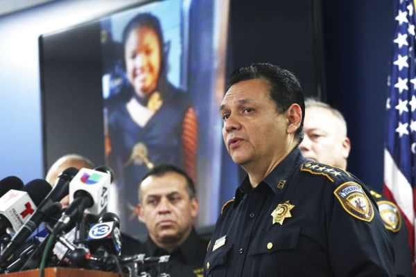 Harris County Sheriff Ed Gonzalez