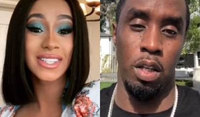 """Cardi B addressed the government shutdown and got the attention of politicians and Sean """"Diddy"""" Combs"""