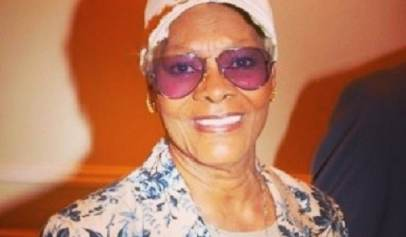Dionne Warwick's lawsuit against the IRS has been suspended because of the government shutdown.